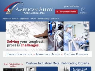 American Alloy Fabricators, Inc