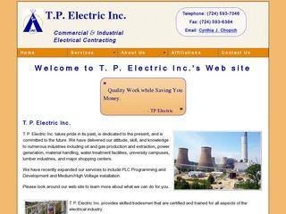 T.P. Electric, Inc.